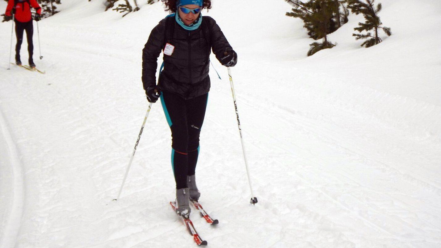 Esquí de fons Aransa 10 de Març 2018