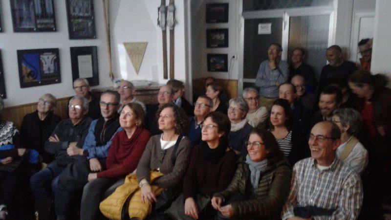 Audiovisual La Mejie 11 de desembre del 2018