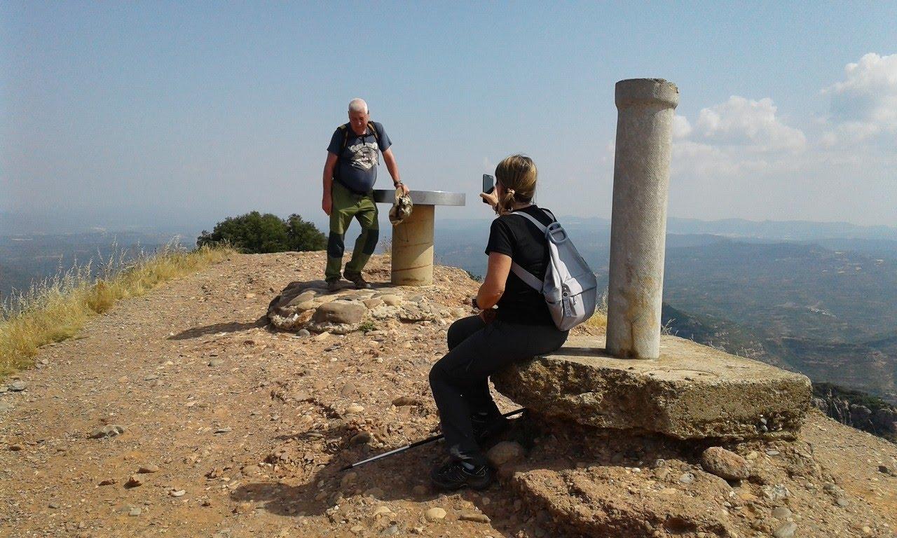 Entre setmana Roca Encavalcada i Montcau – 03 de Juliol de 2019