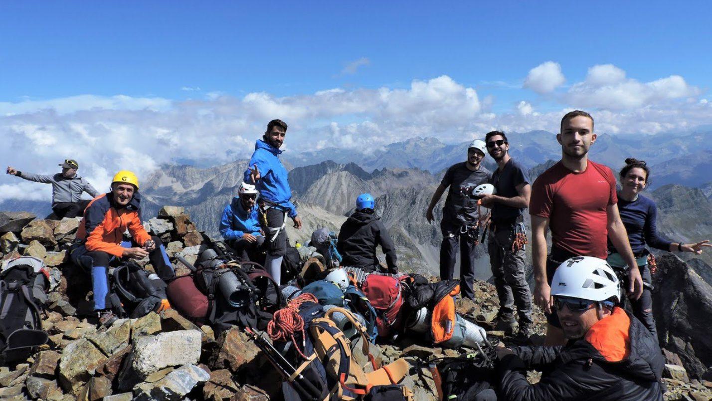 SEAM – Cicle d'alta Muntanya – Vignemale –  11 a 13 de Setembre 2020