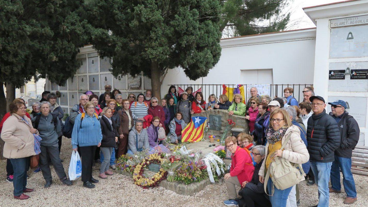 Sortida cultural La maternitat d'Elna, Ribesaltes i Cotlliure 17 de Març 2019